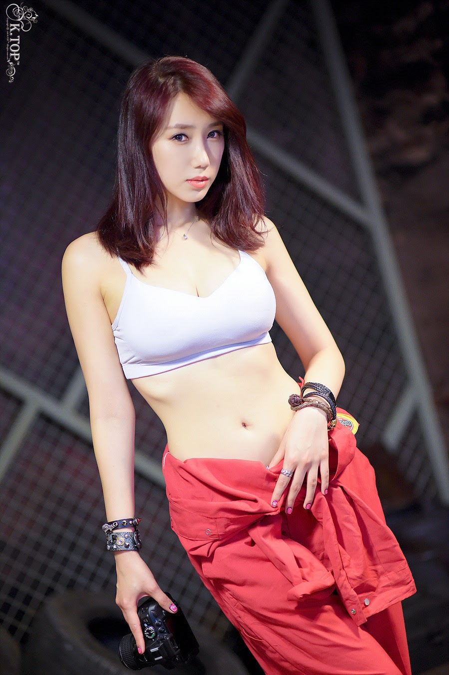 2 Lee Sung Hwa - P&I 2014 - very cute asian girl-girlcute4u.blogspot.com