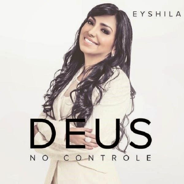 poster Eyshila   Deus no Controle