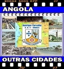 ANGOLA - OUTRAS CIDADES