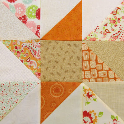 Tutorial how to make a Nine Patch Star Quilt Pattern by The Quilt Ladies