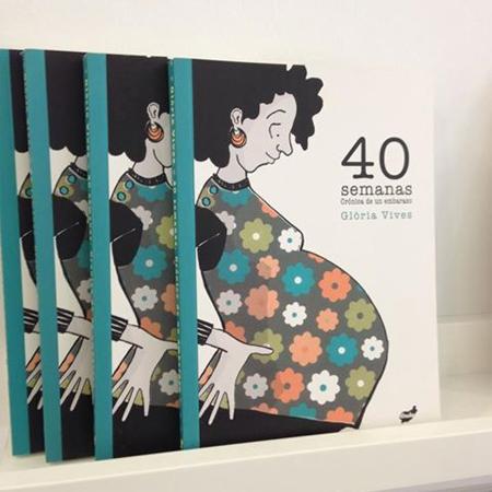 40 semanas libro