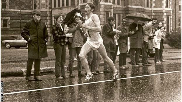 Ron Hill, după 50 de ani de alergare în fiecare zi. În tinereţe