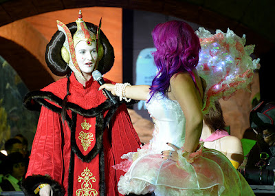 Princess Amidala | Dragon Con Night at Georgia Aquarium