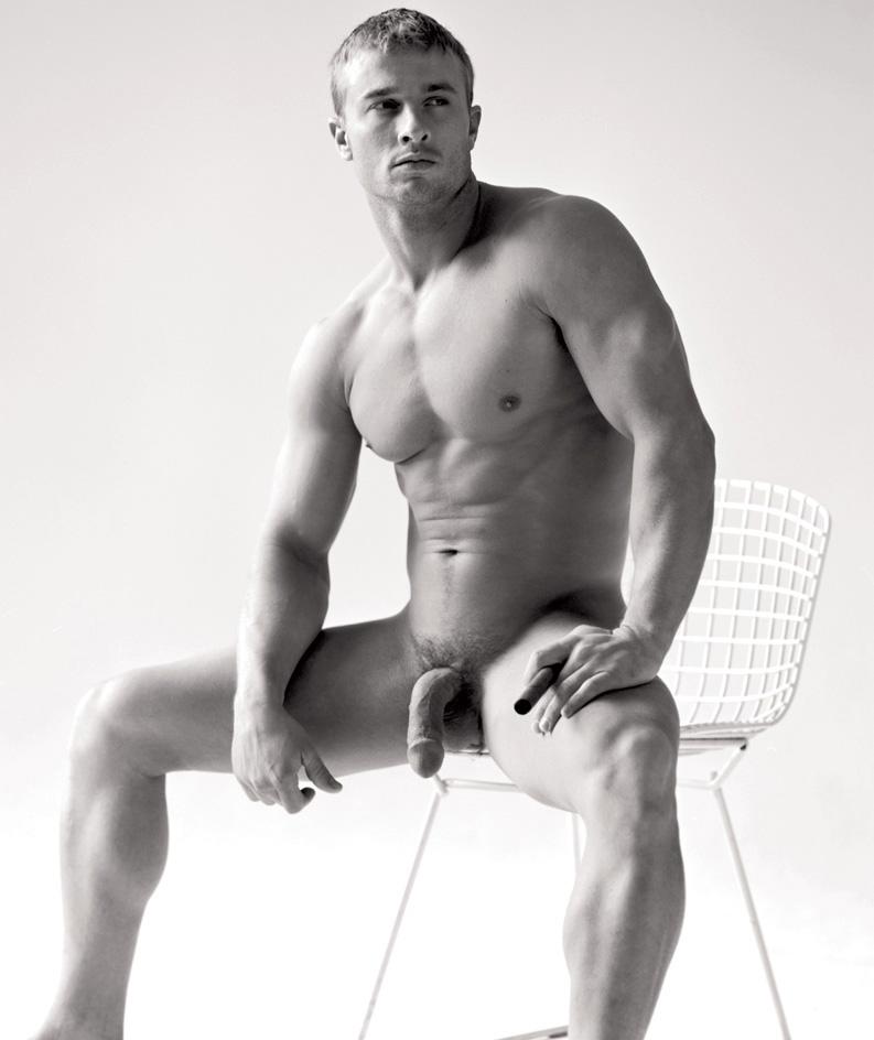 Фото Обнаженных Спортсменов Мужчин