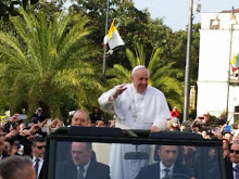 Papa Francesco a Pompei, 21 marzo 2015