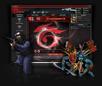 Garena Game Installer | Download Garena