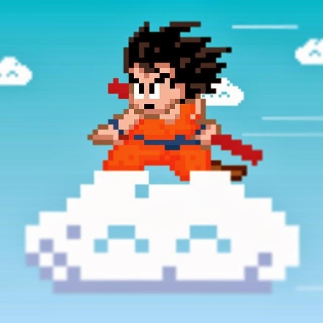 Cloud artist goku