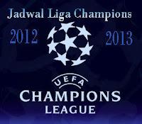 Jadwal Liga Champions Musim 2012/2013