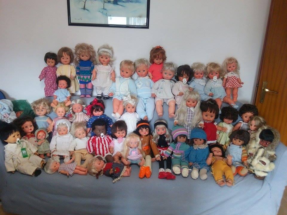 Bambole per incanto ecco alcune mie piccoline in for In cerca di una nuova casa