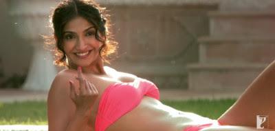 Sonam Kapoor's Sizzling Bikini Avatar in Bewakoofiyaan