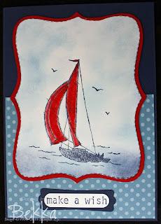 Stampin' Up! Sail Away