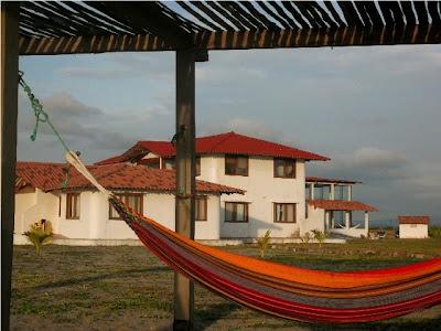 Hotel La Playa Lodge Hoteles en Cojimíes