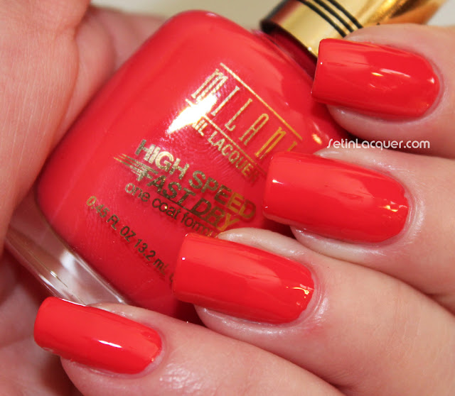 Milani Flaming Race