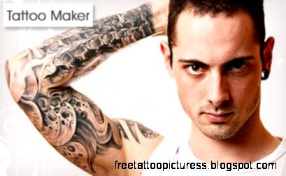 Tattoo Maker  Free Tattoo Pictures