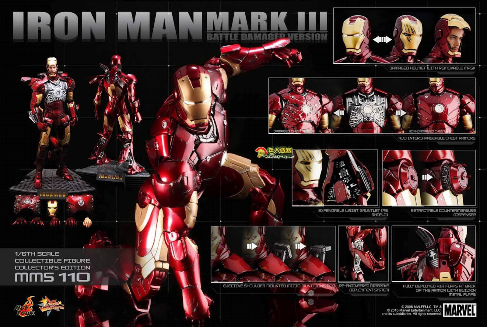 Iron Man 3 Title: Iron Man 3 Release Date: 25/03/2013 Genre: Action ...