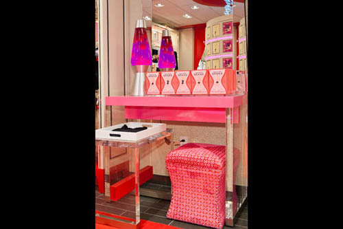 Spanx Shopfront Bloomingdale's 59th Street Vanity