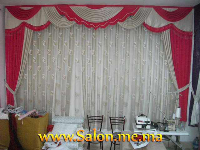 rideaux marocain cache rideau marocain occultant rose cr ation est r alis. Black Bedroom Furniture Sets. Home Design Ideas