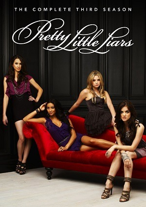 Série Pretty Little Liars (Maldosas) - 3ª Temporada 2012 Torrent