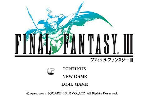 final fantasy 3 android review