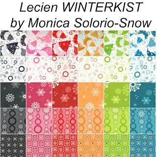 Lecien WINTERKIST Quilt Fabric by Monica Solorio-Snow