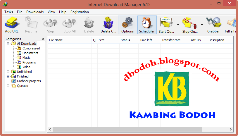 Free Download IDM 6.15 Build 7 Full Version + Patch Terbaru