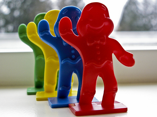 Candyland game pieces they re waving goodbye