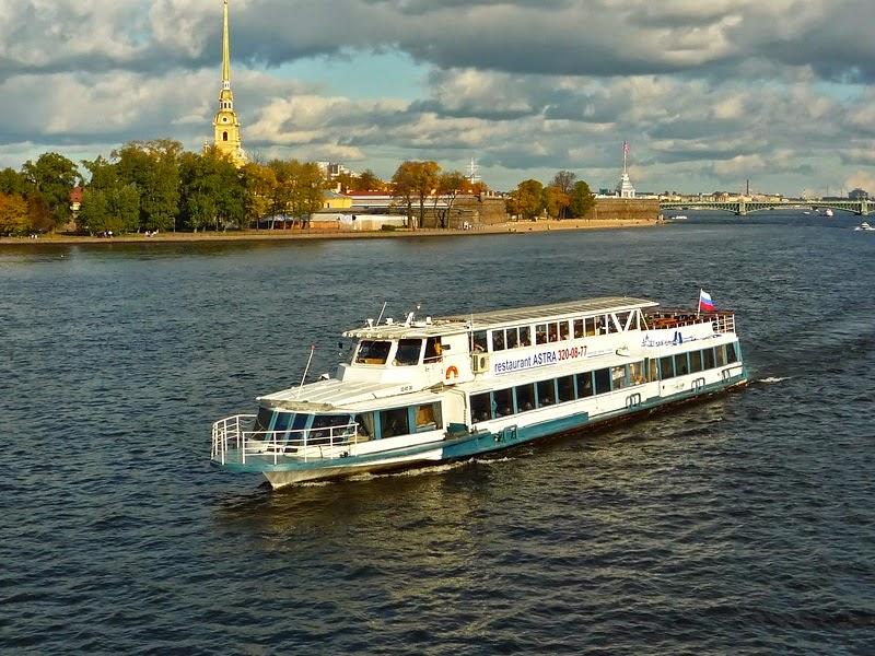 Экскурсии из санкт петербурга на теплоходе