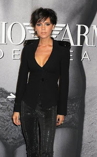 Victoria Beckham Latest Pixie Haircut Hairstyles