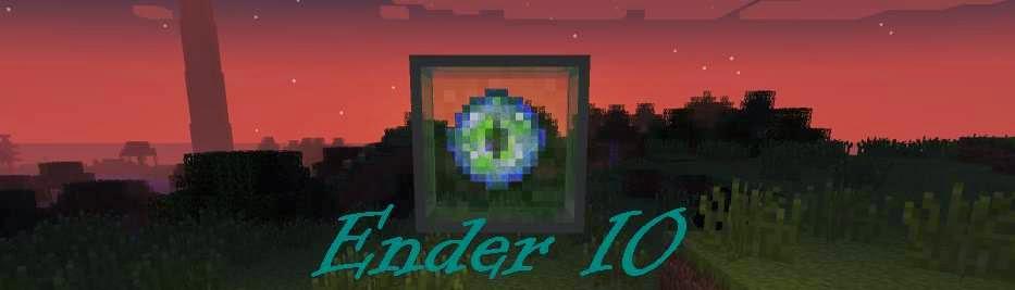 Ender IO Mod para Minecraft 1.7.2/1.7.10 (Actualizaci�n)