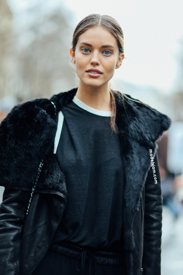 Emily DiDonato in Paris