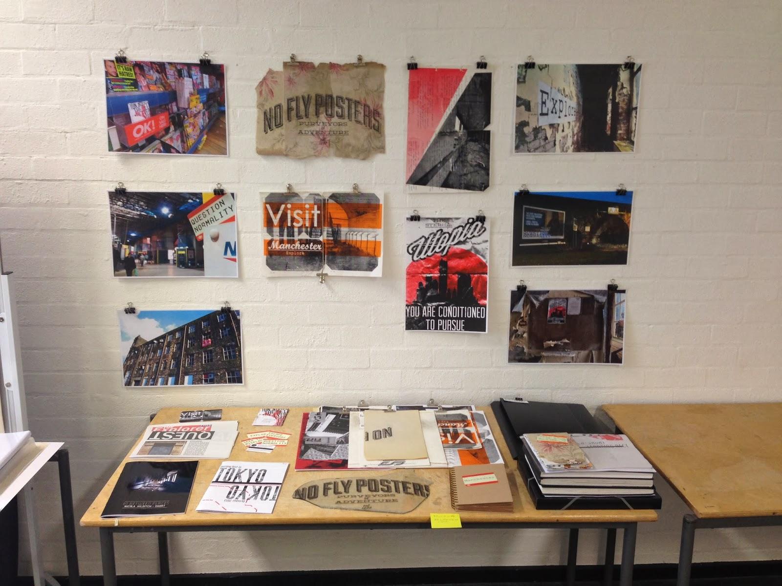 Design and Art Direction, D&AD, Graphic Design, Fine Art, MMU, Manchester school of art,