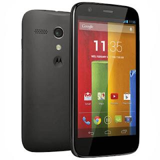 spesifikasi Motorola Moto G