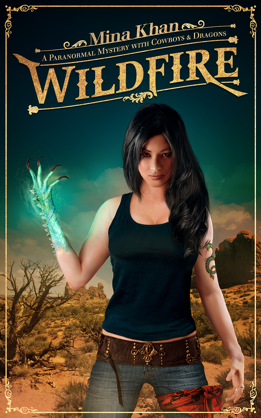 Cover Reveal And Excerpt: Wildfire By Mina Khan