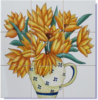 Gambar Desain Unik Pada Lantai Keramik