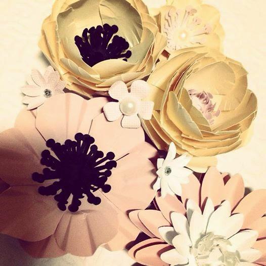Aula Flores de Papel 24/04