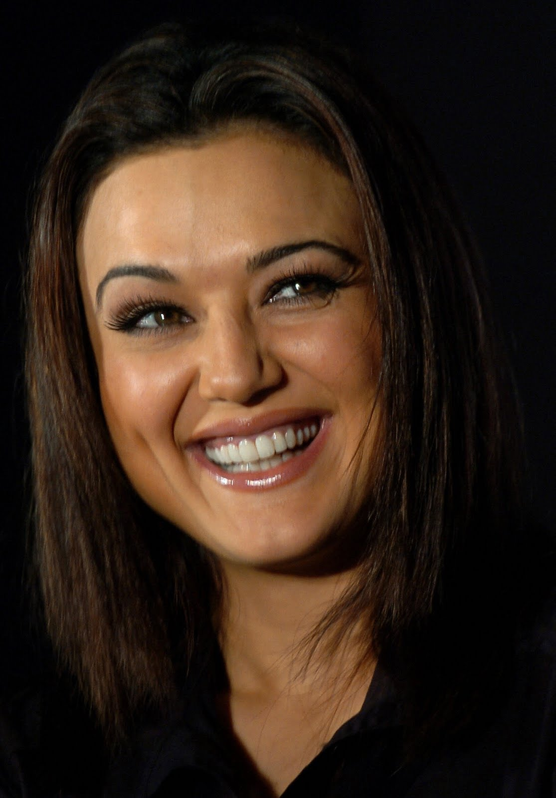 Preity Zinta Without Makeup
