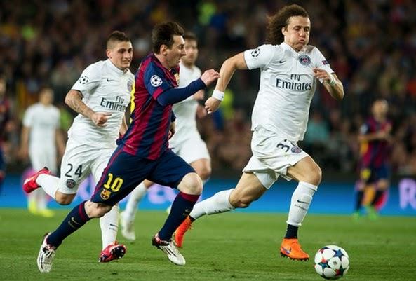 Results : Barcelona 2-0 PSG ( Agg 5-1)