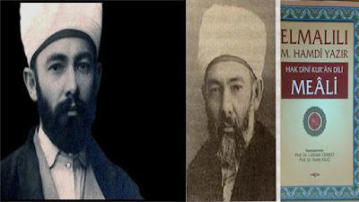 Elmalılı Hamdi Yazır'ın Kur'an-ı Kerim meali ve tefsiri