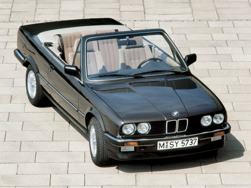 locos por bmw bmw 325i cabrio 1985. Black Bedroom Furniture Sets. Home Design Ideas