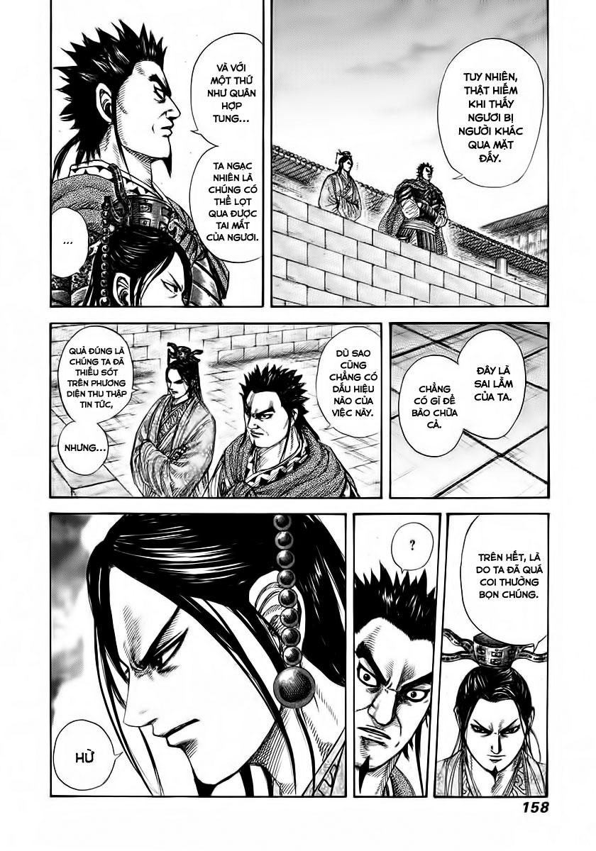 Kingdom - Vương Giả Thiên Hạ Chapter 270 page 5 - IZTruyenTranh.com