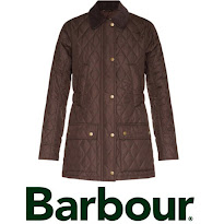 Barbour Shaped Liddesdale Jacket - Kate Middleton Wore