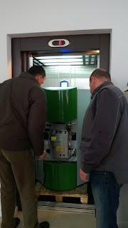 introducción edificio caldera pellets