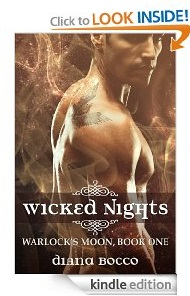 Free eBook Feature: Wicked Nights by Diana Bocco
