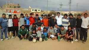 Rugby Desarrollo en La Puna Jujeña