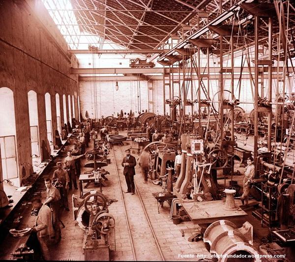 Gnth inicios de la revoluci n industrial - Empresas en inglaterra ...