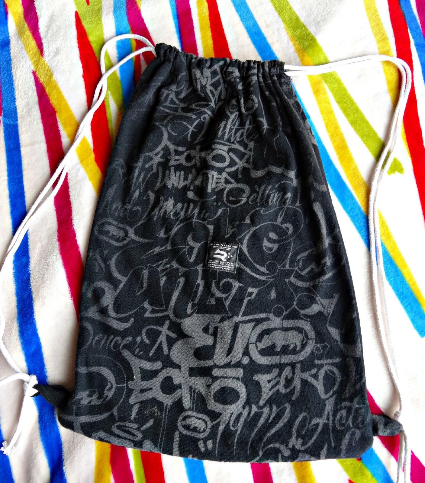 Gym bag from Tshirt