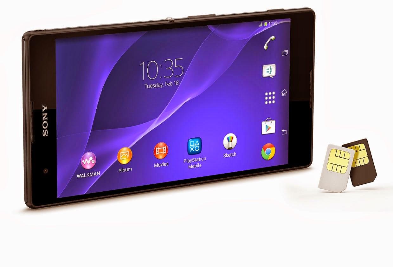 Kelebihan Dan Kekurangan Sony Xperia T2 Ultra Dual D5322