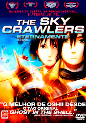 The Sky Crawlers – Eternamente Dublado Online