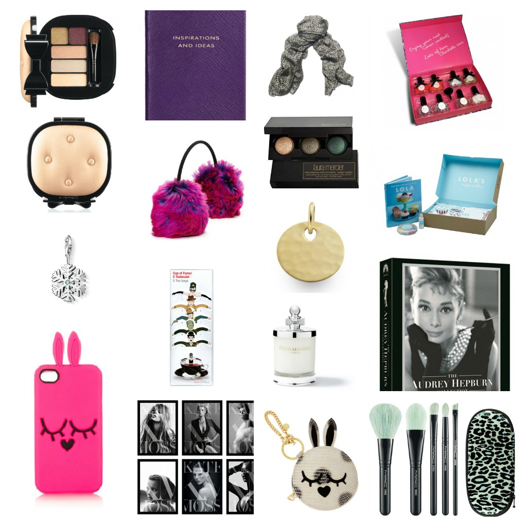 CHRISTMAS GIFTS AND STOCKING FILLERS UNDER £50 | Love Lust and Labels