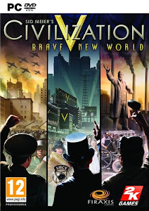 Cover Of Sid Meier's Civilization V Brave New World Full Latest Version PC Game Free Download Mediafire Links At Downloadingzoo.Com